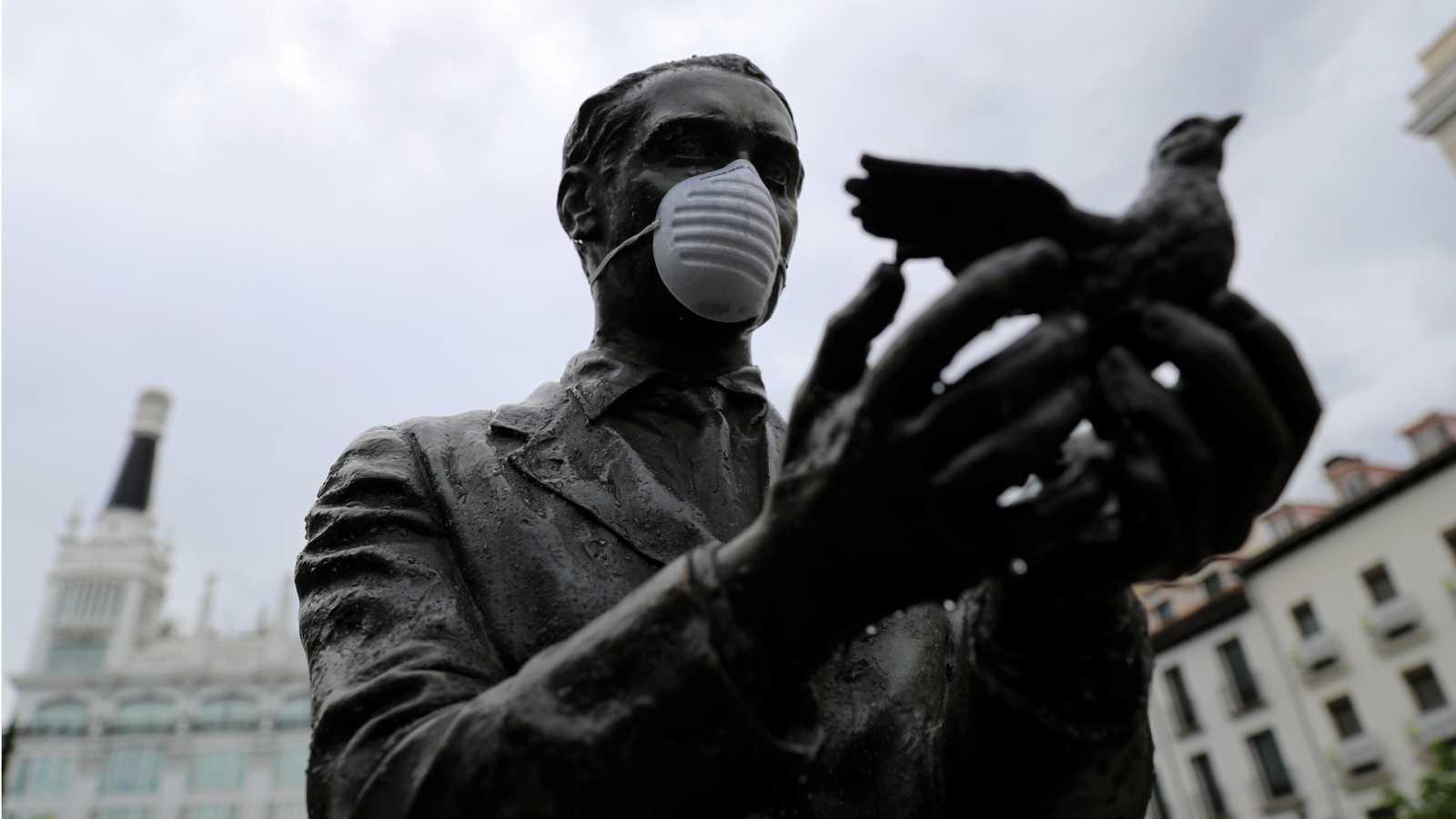 España a las 8 Fin de Semana - 80 años de Poeta en Nueva York: un nexo de unión entre ayer y hoy - Escuchar ahora