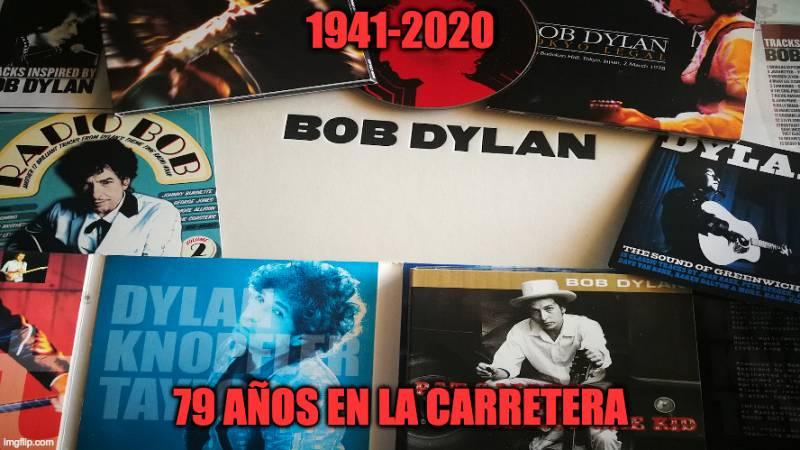Sonideros: Doctor Soul - Bob Dylan: 79 años en la carretera - 24/05/20 - escuchar ahora