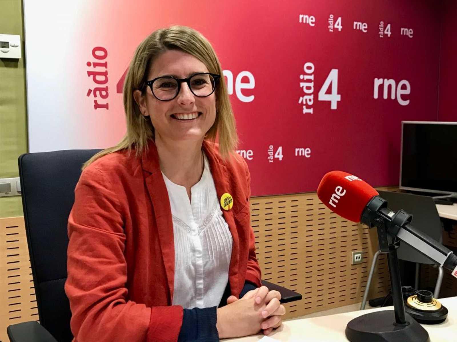 Gemma Nierga entrevista Elsa Artadi 25/05/20