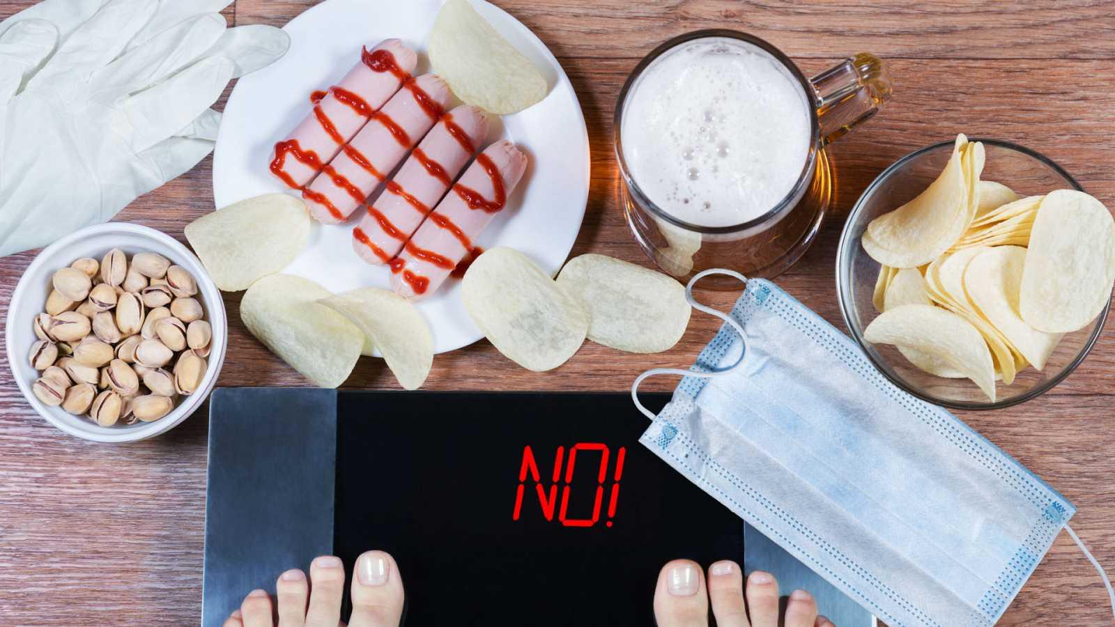 Alimento y salud - COVID-19 y obesidad - 24/05/20 - escuchar ahora