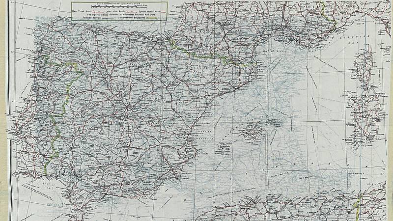 Biblioteca Nacional: Más que libros - Cartografía. Mapas de fuga - Escuchar ahora
