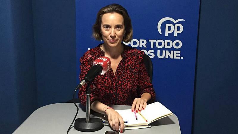 Las mañanas de RNE con Íñigo Alfonso - Gamarra acusa al Gobierno de esconderse detrás del doctor Simón para no asumir su responsabilidad - Escuchar ahora