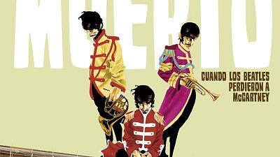 Memoria Beatle - Paul is dead: un cómic para una leyenda urbana - 26/05/20 - Escuchar ahora
