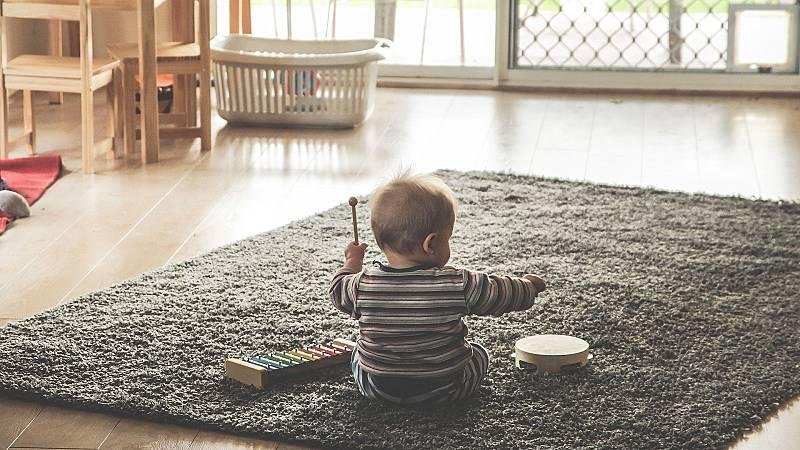 Las mañanas de RNE con Pepa Fernández - Zapata canta: música para bebés - Escuchar ahora