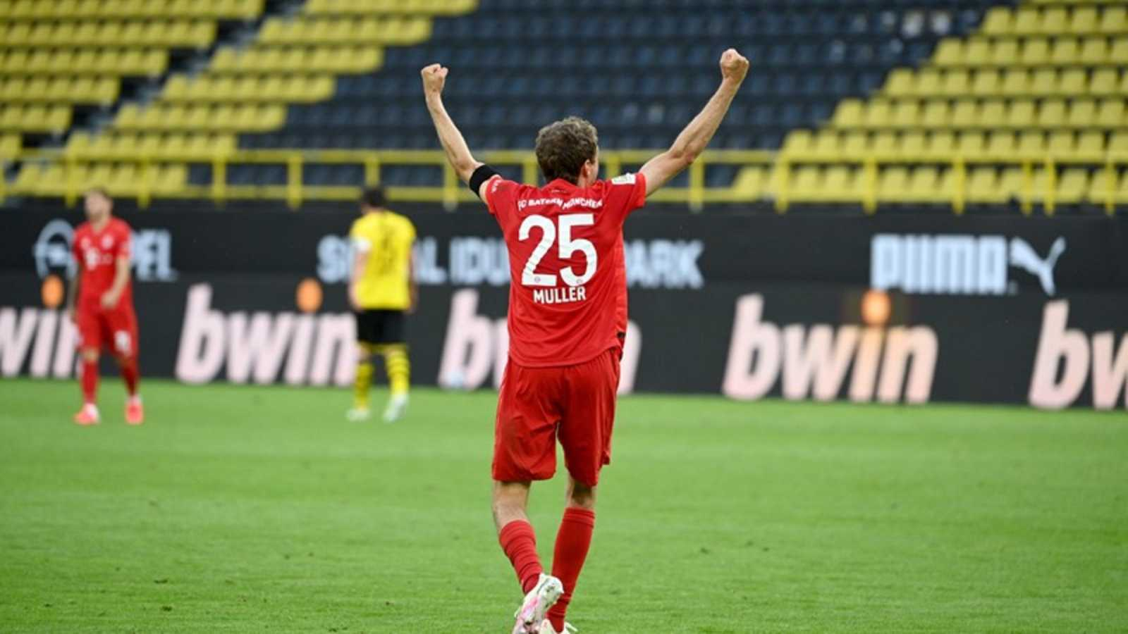 El vestuario en Radio 5 - El Bayern acaricia su octava Bundesliga consecutiva - 27/05/20 - Escuchar ahora