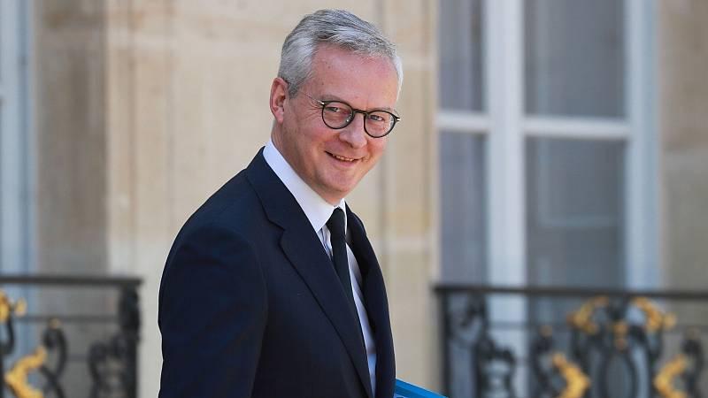 Boletines RNE - Francia, satisfecha con el plan de Bruselas - Escuchar ahora