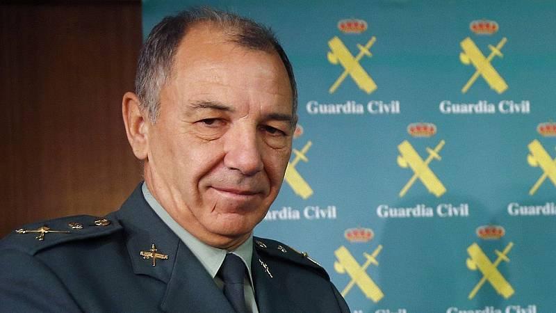 Las mañanas de RNE con Íñigo Alfonso - La crisis entre Interior y la Guardia Civil se agudiza: Marlaska destituye al 'número tres' - Escuchar ahora