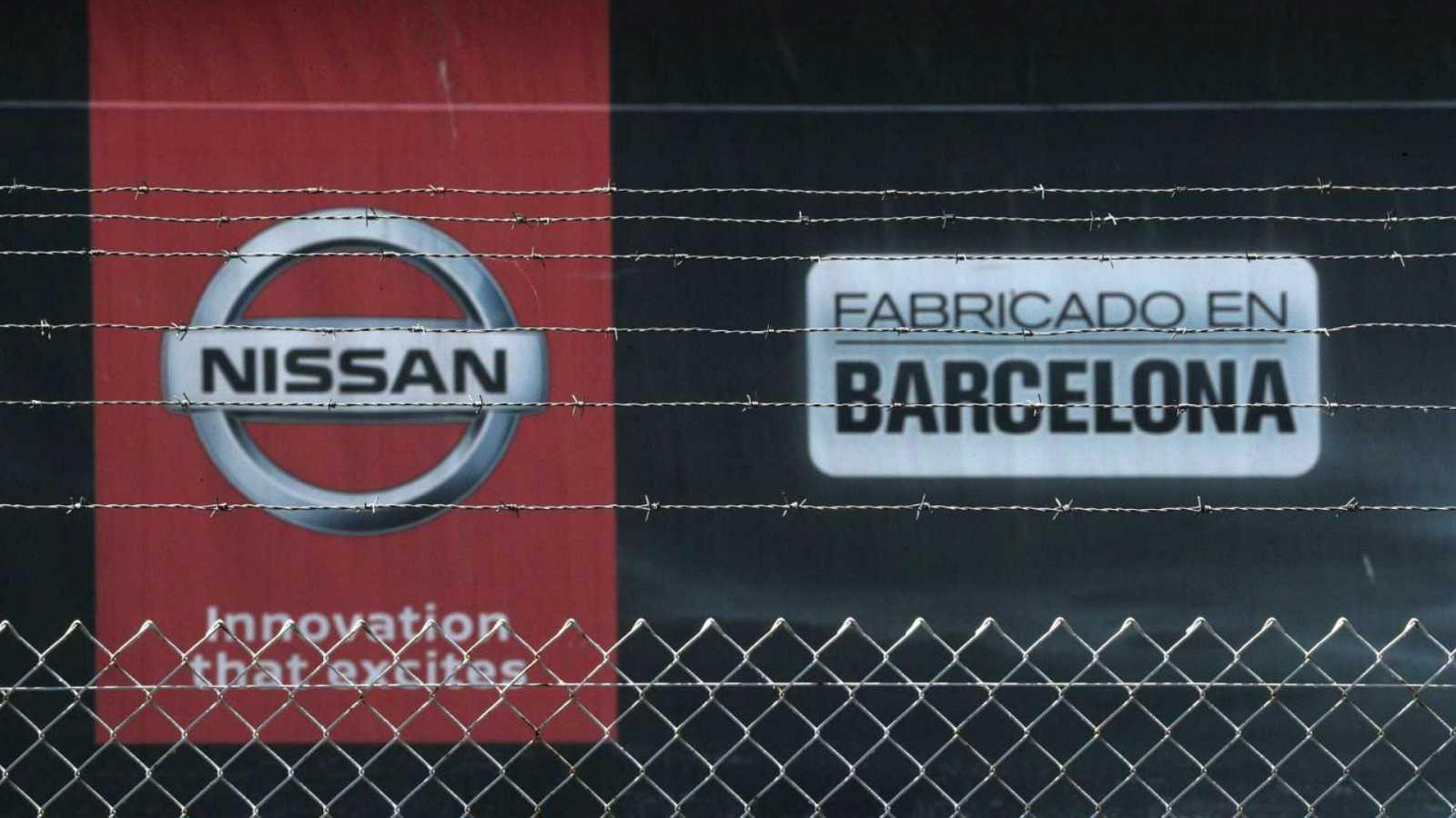 Las mañanas de RNE con Íñigo Alfonso - Nissan cierra su planta de Barcelona en la que trabajan 2.800 empleados - Escuchar ahora
