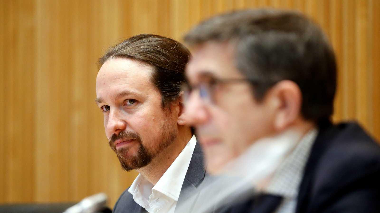 """14 horas - Iglesias pide al PP que reconozca que fue un error """"recortar y privatizar"""" la sanidad pública - Escuchar ahora"""