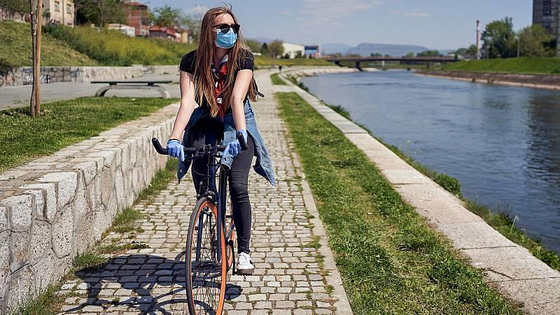 Por tres razones - Bicicletas, el transporte de la era postconfinamiento - 28/05/20 - escuchar ahora