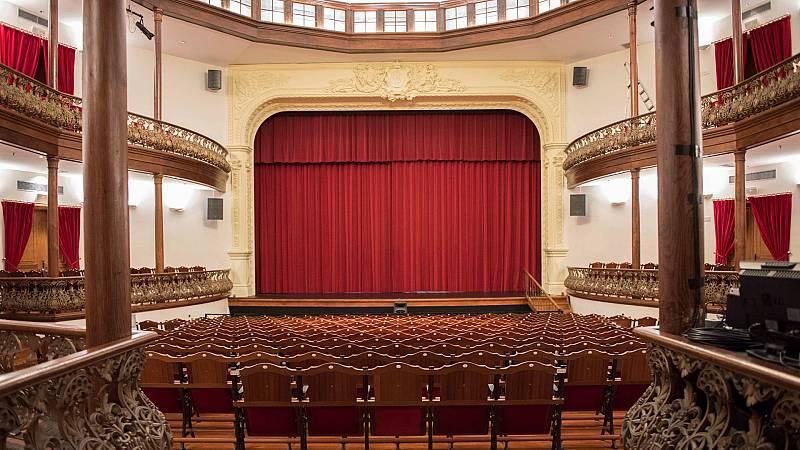 La sala - El Teatro Circo de Marte de Santa Cruz de La Palma, por Inma Palomares - 07/06/20 - Escuchar ahora