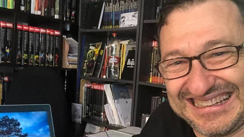 """El ojo crítico - Dolmen Editorial y Covid-19: """"queremos hacer libros, no verderlos por internet"""" - Escuchar ahora"""
