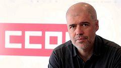 """Las mañanas de RNE con Íñigo Alfonso - Unai Sordo: """"El ingreso mínimo no desincentiva la búsqueda de empleo porque sólo ofrece una ayuda de supervivencia"""""""