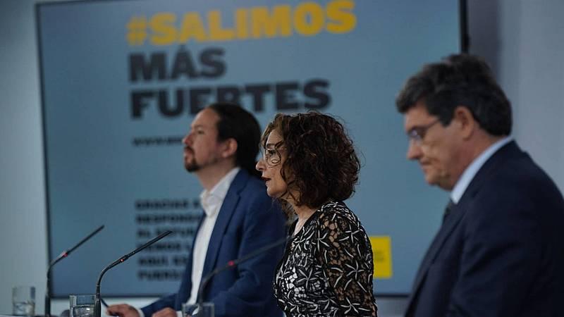 Las Mañanas de RNE con Íñigo Alfonso - Así es el Ingreso Mínimo Vital que se aprueba hoy - Escuchar ahora
