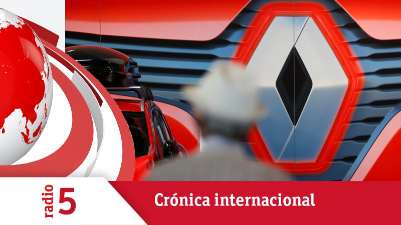 Crónica internacional - Renault recortará 15.000 puestos de trabajo en todo el mundo - Escuchar ahora