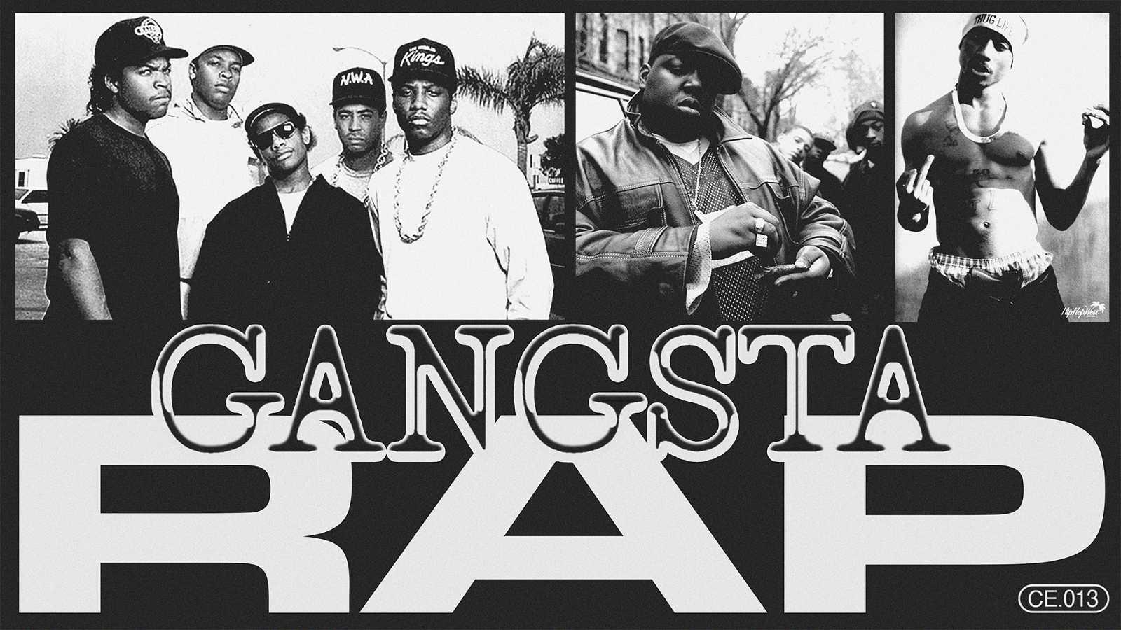 Círculos excéntricos - Gangsta Rap: Delincuencia en forma de arte - 31/05/20 - escuchar ahora