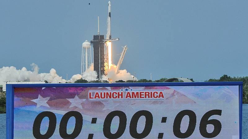 24 horas fin de semana - El exitoso lanzamiento de la 'Crew Dragon' abre una nueva era espacial - Escuchar ahora