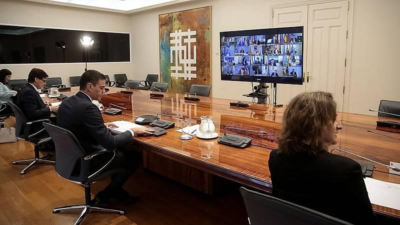 14 horas fin de semana - Andalucía, Galicia y Valencia piden a Sánchez la gestión del ingreso mínimo vital - Escuchar ahora