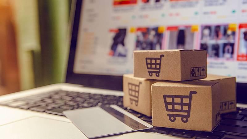 Las mañanas de RNE con Íñigo Alfonso - El confinamiento ha provocado el aumento de la compra online - Escuchar ahora