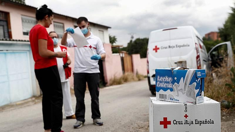 Punto de enlace - La pandemia se ceba más con los pobres y vulnerables - 01/06/20 - escuchar ahora
