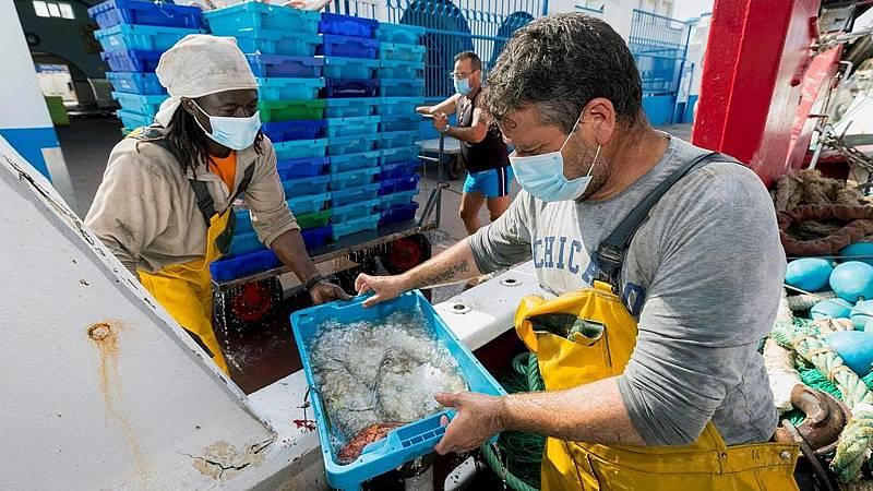 Españoles en la mar - El COVID-19 incrementa los problemas de falta de tripulantes - 01/06/20 - escuchar ahora