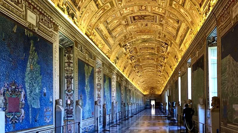 14 horas - Los Museos Vaticanos reabren tres meses después - Escuchar ahora