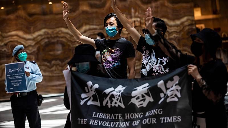 Asia hoy - De nuevo Hong Kong - 01/06/20 - Escuchar ahora