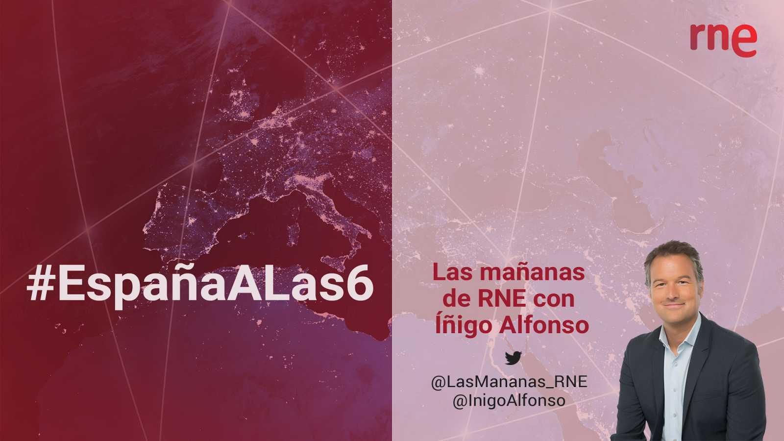 Las mañanas con Íñigo Alfonso - Primera hora - 02/06/20 - escuchar ahora