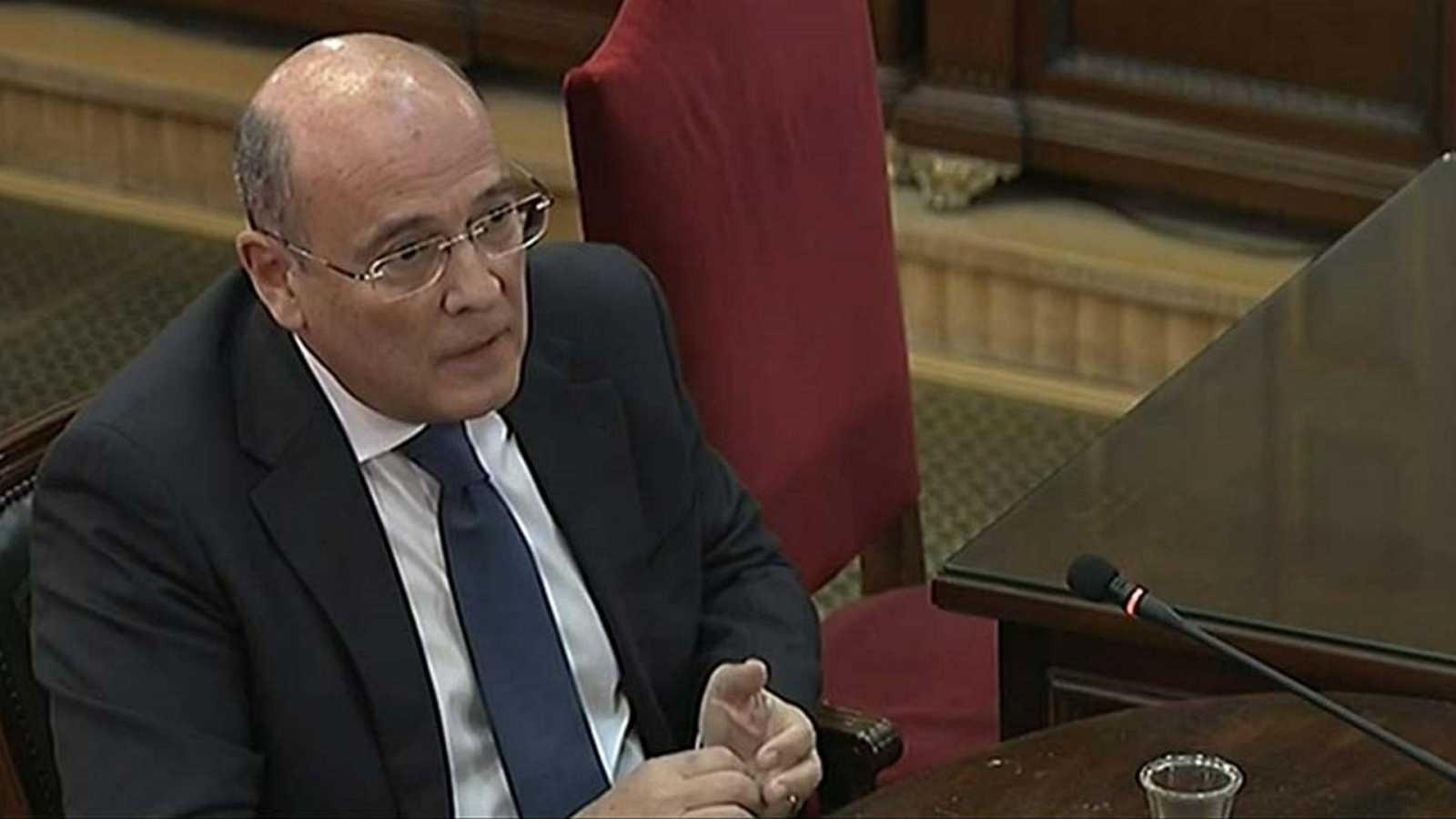 14 horas - Pérez de los Cobos no informó que había investigaciones sobre el 8M, según Interior - Escuchar ahora