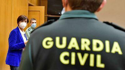 Las mañanas de RNE con Íñigo Alfonso - Interior nombra a David Blanes como nuevo jefe de la Comandancia de la Guardia Civil en Madrid - Escuchar ahora