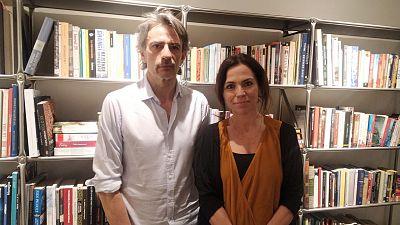Libros de arena - 'Rewind', de Juan Tallón y la 'librera coraje' - 10/06/20 - Escuchar ahora