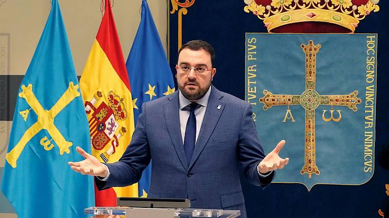14 horas - Asturias contempla mantener las restricciones en residencias y en reuniones en grupo aunque pase a fase 3 - Escuchar ahora