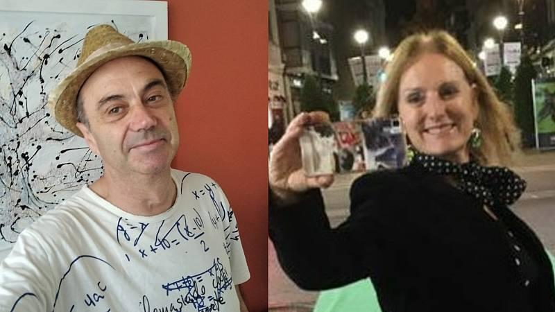 El ojo crítico - 'Húrgura', de Fermín Herrero y Henar Sastre, poesía castellana y metro oriental - Escuchar ahora