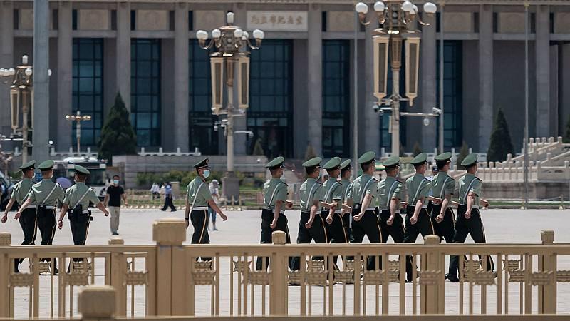 Las mañanas de RNE con Íñigo Alfonso - 31 años después de la masacre de Tiananmen el silencio sigue imperando - Escuchar ahora
