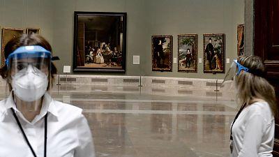 14 horas - El Prado se 'reencuentra' gratis con sus visitantes este fin de semana - Escuchar ahora