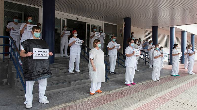 14 horas - Los médicos de Aragón celebran la sentencia pero denuncian que siguen sin EPIS - Escuchar ahora