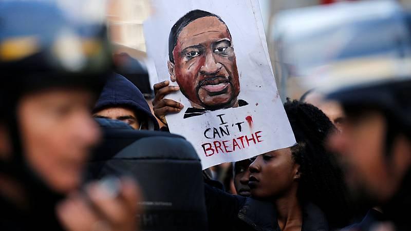 24 horas - Protestas antirracistas en EE.UU.: funeral por George Floyd - Escuchar ahora