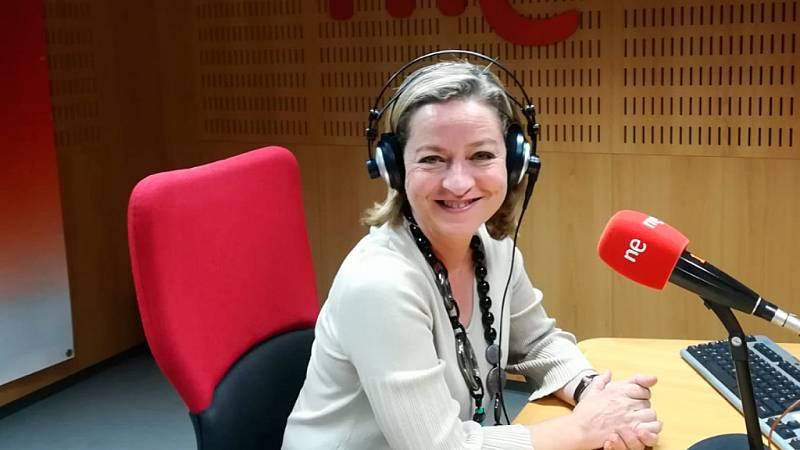 Parlamento - Radio 5 - Ana Oramas (CC) insta a los parlamentarios a frenar la tensión en el Congreso - Escuchar ahora