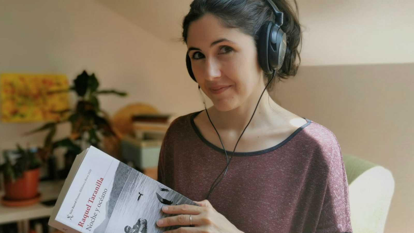 Diálogo y espejo - Raquel Taranilla: 'Todos somos niños con las cabezas partidas' - 06/06/20 - escuchar ahora