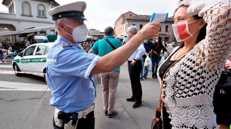 Reportajes 5 Continentes - Bérgamo, epicentro del coronavirus en Italia, intenta superar la tragedia - Escuchar ahora