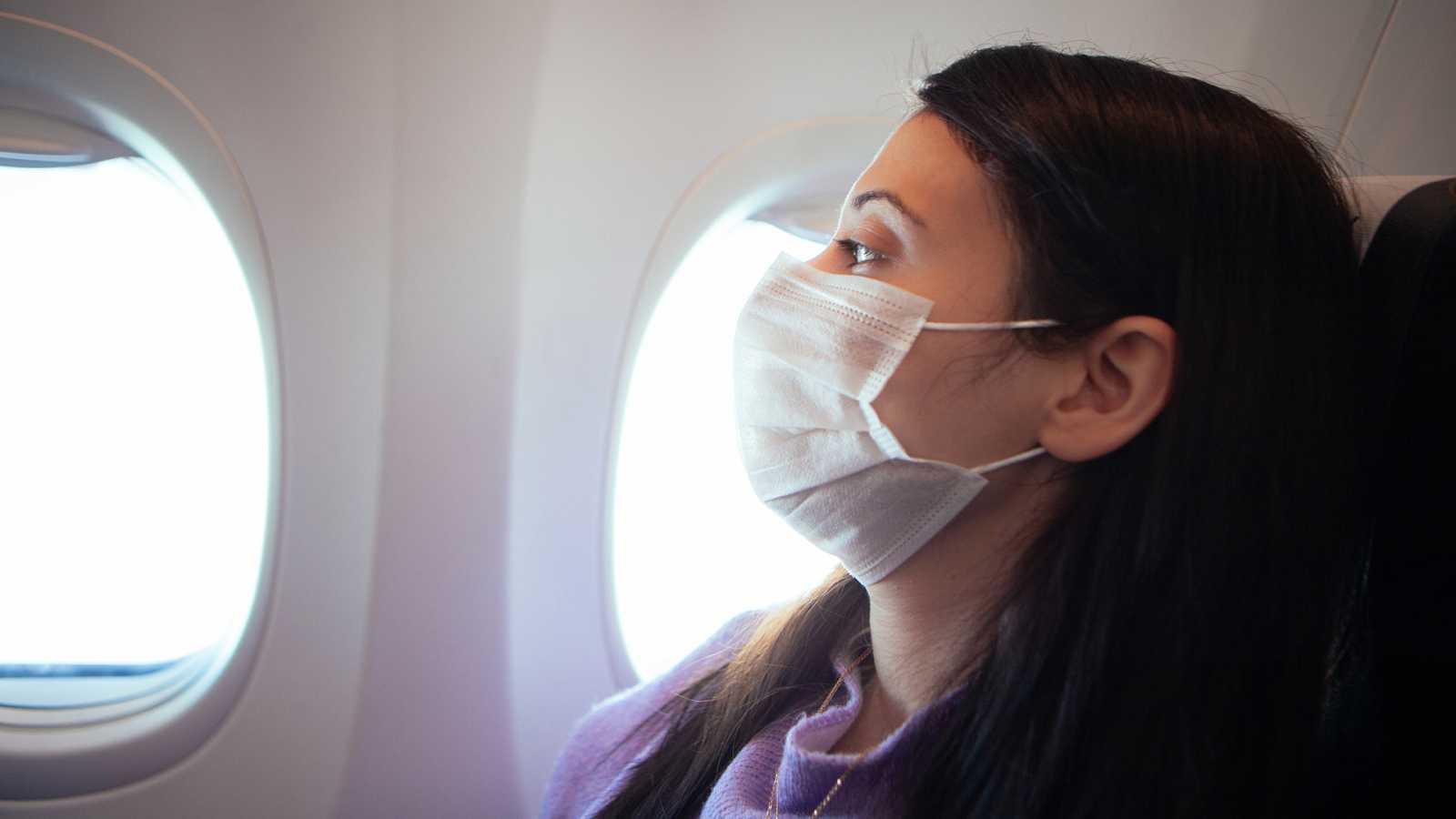 A golpe de bit - Volar en avión en la era poscoronavirus - 05/06/20 - escuchar ahora
