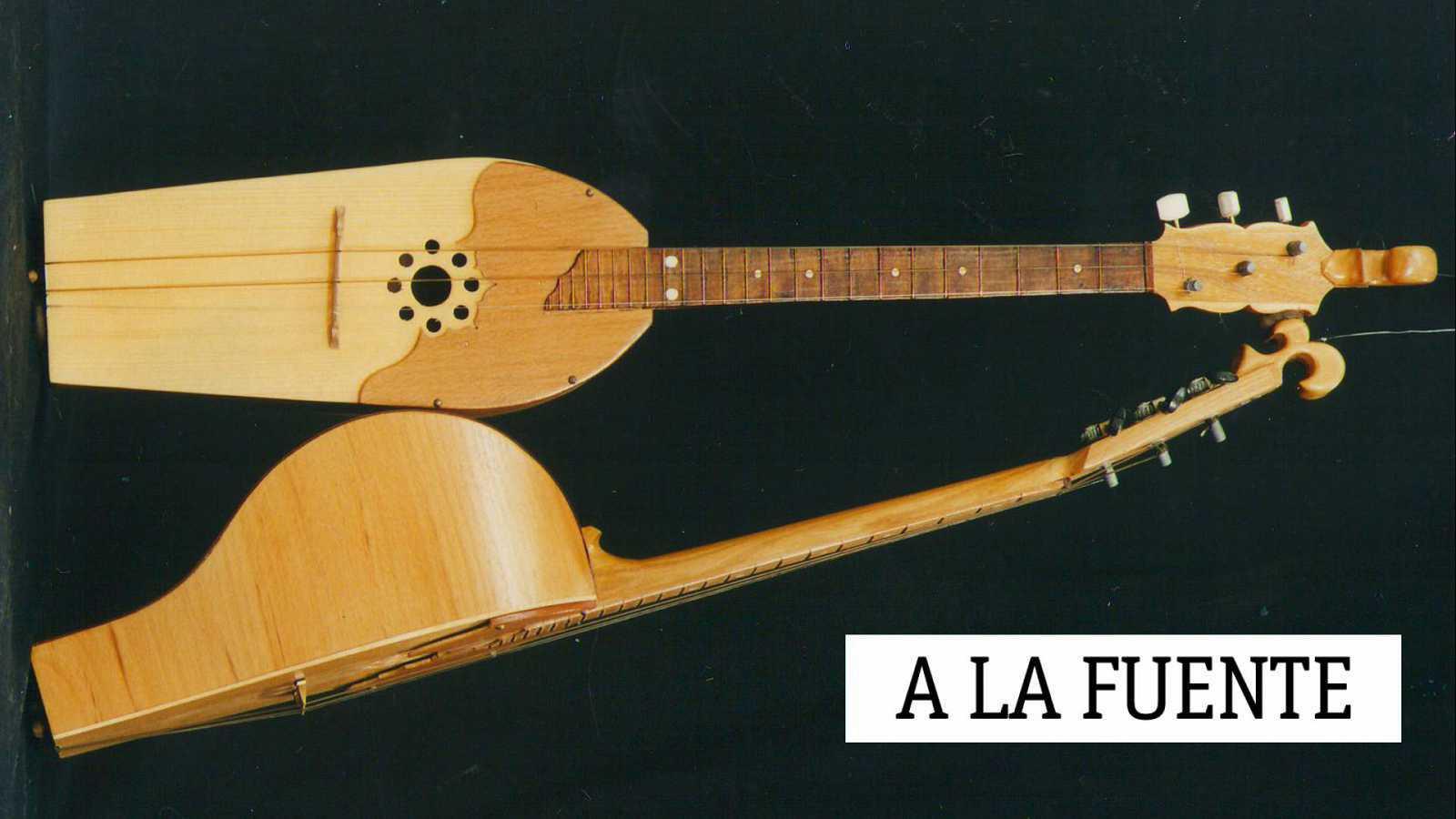 A la fuente - Tañendo palabras: pandura, bandura, bandurria, mandolina... - 07/06/20 - escuchar ahora