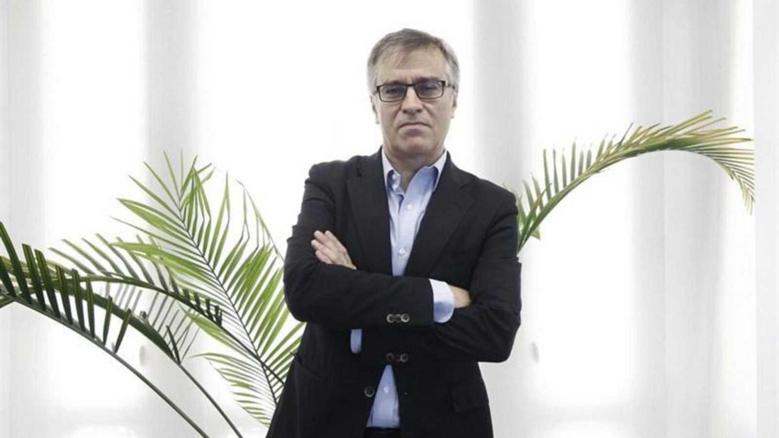 """4 horas fin de semana - 20 horas - Guillermo Solana: """"No queremos renunciar a las exposiciones temporales"""" - Escuchar ahora"""