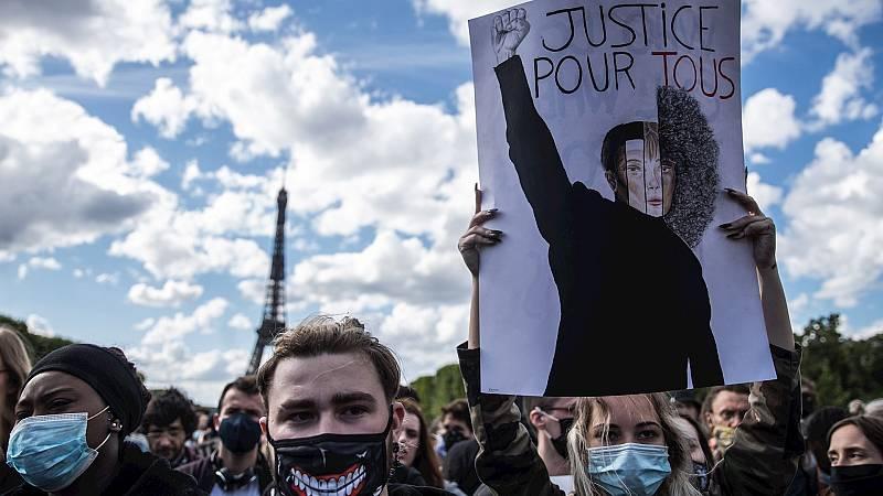 España a las 8 Fin de Semana - El mundo se suma a las protestas contra la violencia policial racista - Escuchar ahora