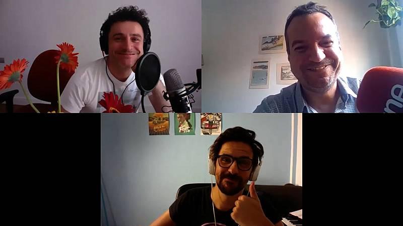 La sala - Cuento contigo: Alejandro Rod y Miguel Rabaneda - 12/07/20 - Escuchar ahora