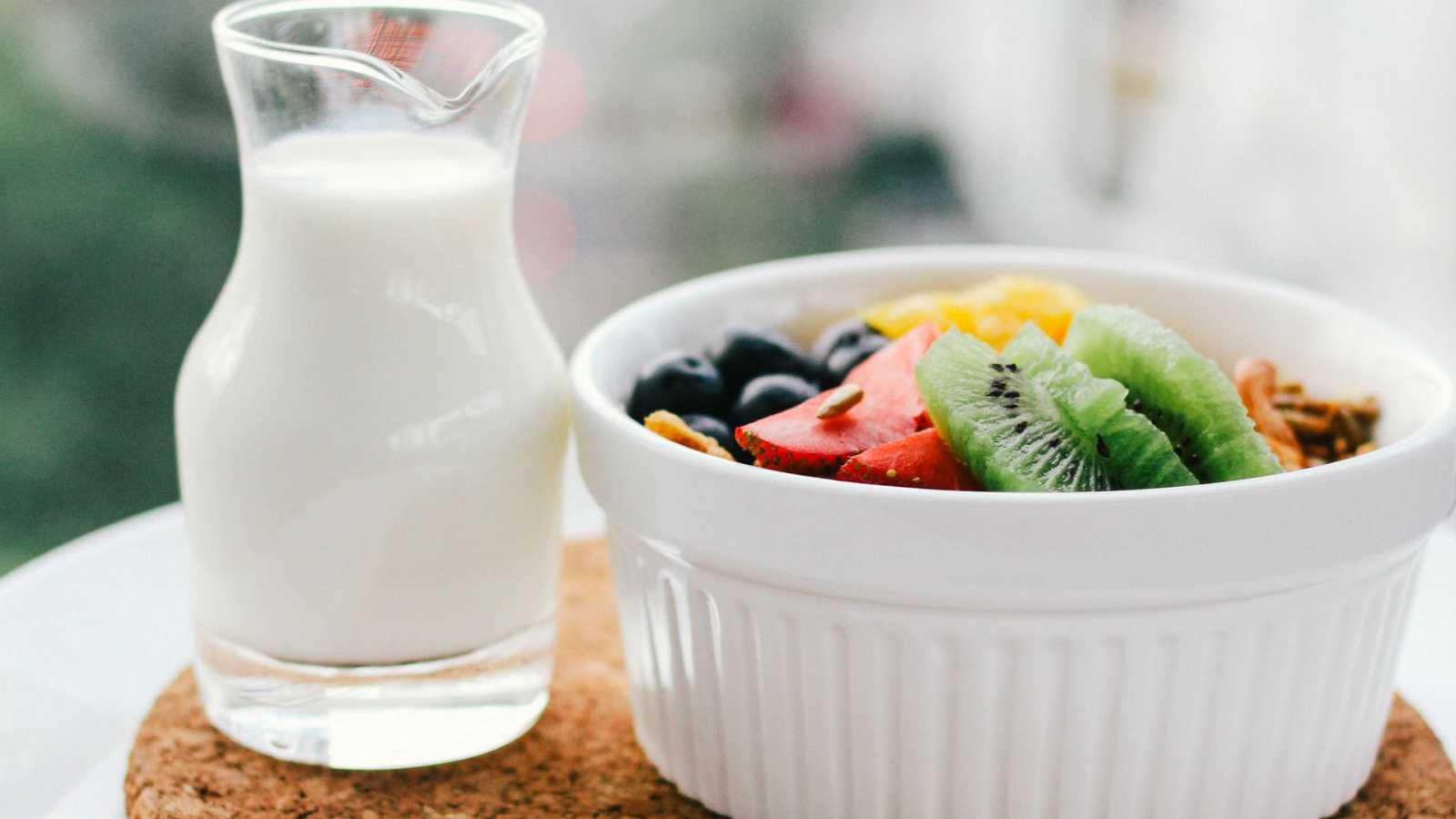 Alimento y salud - Leche, microbiota - 07/06/20 - escuchar ahora