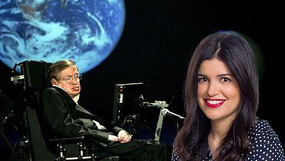 La estación azul de los niños -  Stephen Hawking y Marie Curie - 06/06/20 - escuchar ahora