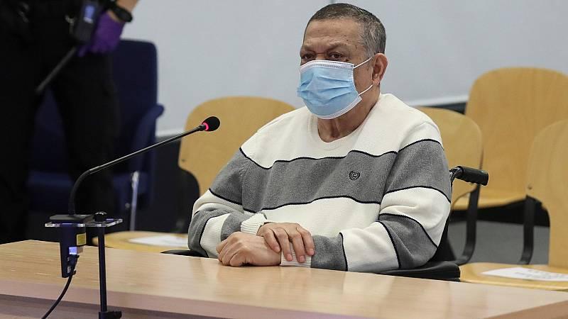 Boletines RNE - La Audiencia Nacional no juzgará a uno de los dos acusados por los cinco jesuitas de El Salvador en 1989 - Escuchar ahora