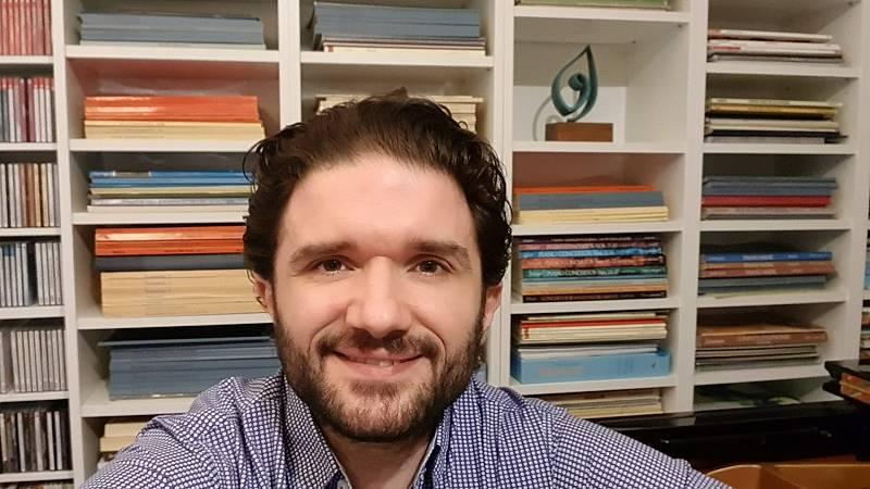 El ojo crítico - Eduardo Fernández: el piano de Zimmerman es un tesoro tras otro - Escuchar ahora