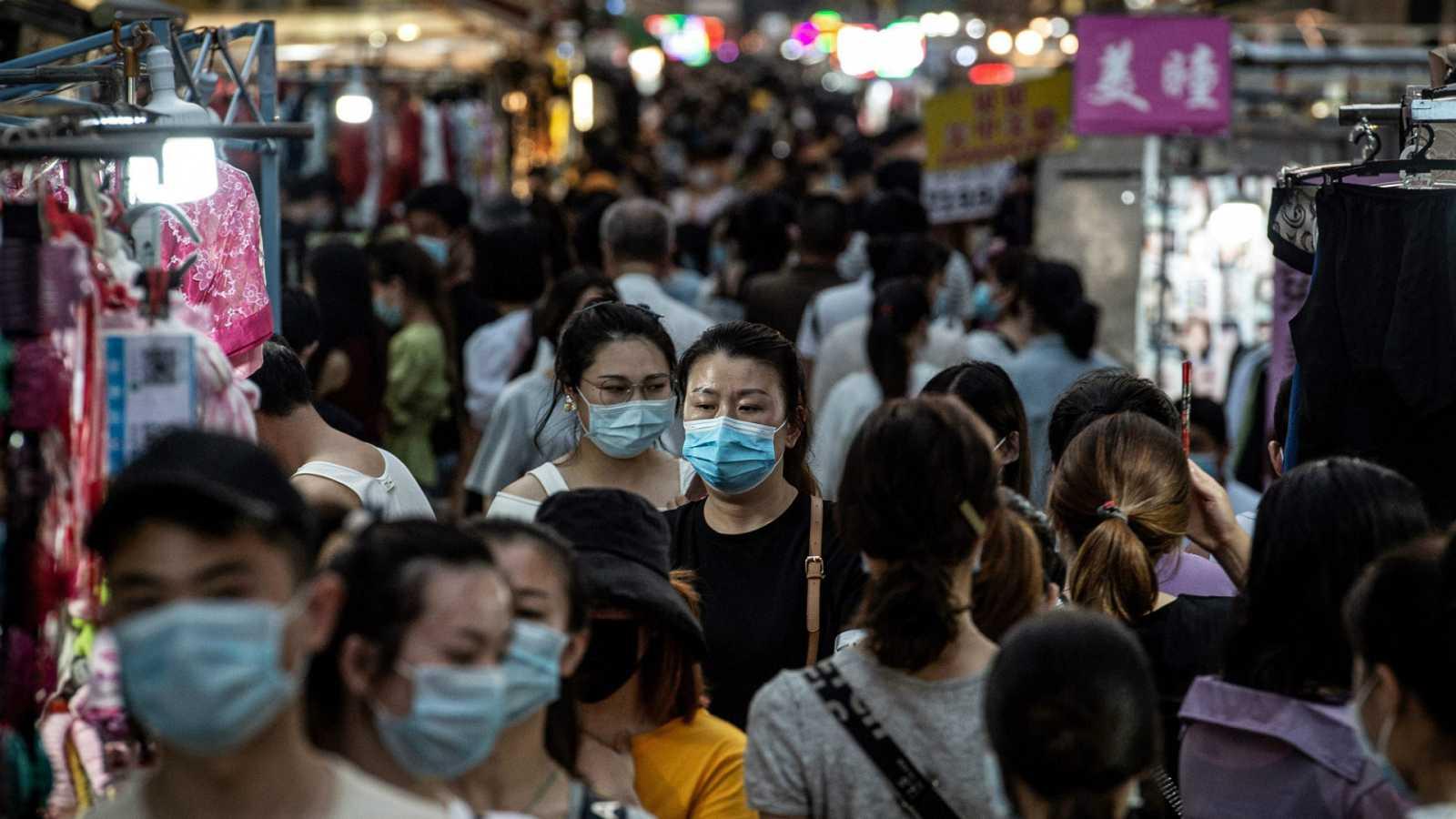 14 horas - Un estudio de Harvard apunta que la COVID-19 empezó a circular en agosto en China - Escuchar ahora